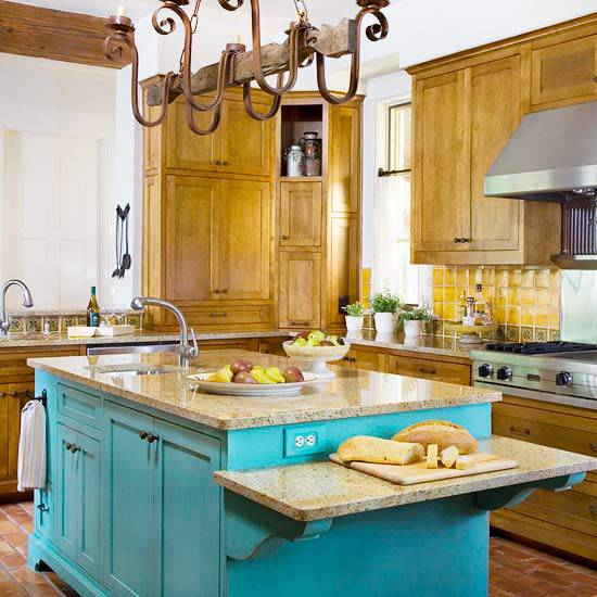 Spanish Traditional Kitchen Design