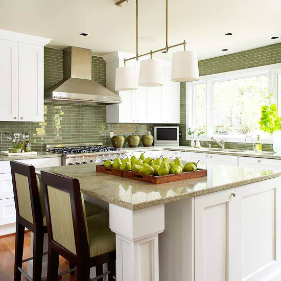 Traditional Granite Kitchen Design
