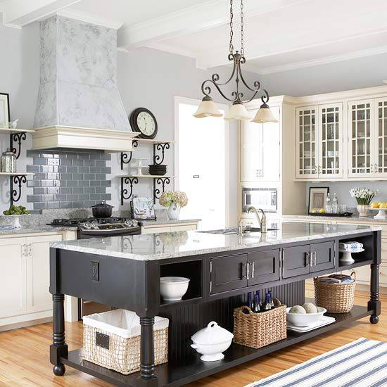 Traditional Style Kitchen Design