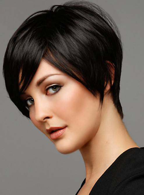 Chic Hair Cut Style Design