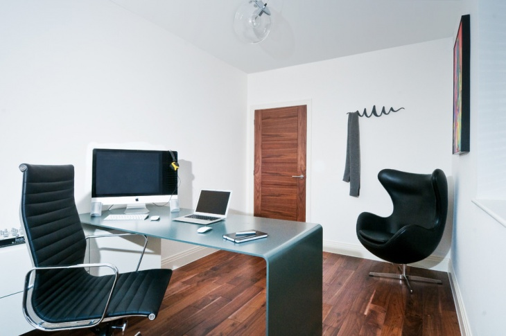small home office design for male