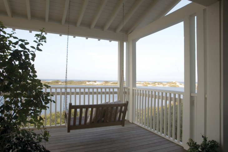 Vintage Porch Swing Design