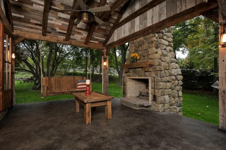 20 Handmade Porch Swing Designs Decorating Ideas