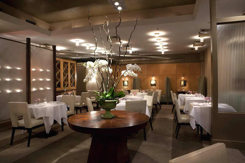 Superbe Jack Restaurant Dining Room Design