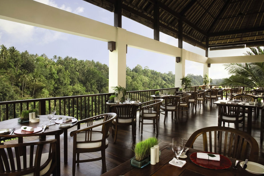 Resort Restaurant Dining Room Design