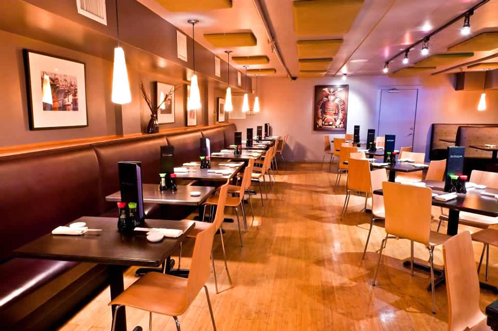 Restaurant dining room designs