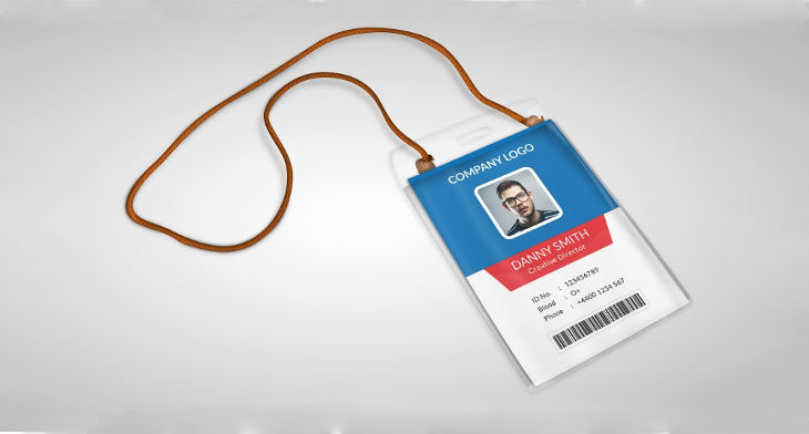 ID Card PSD Templates