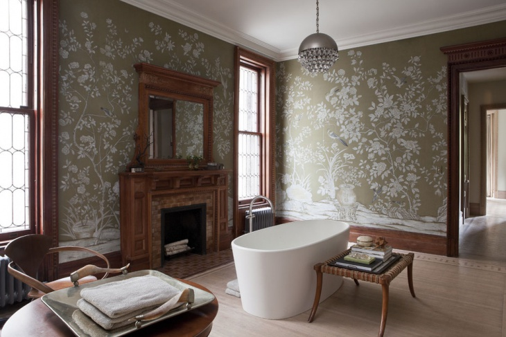 Victorian Style Bathroom Design