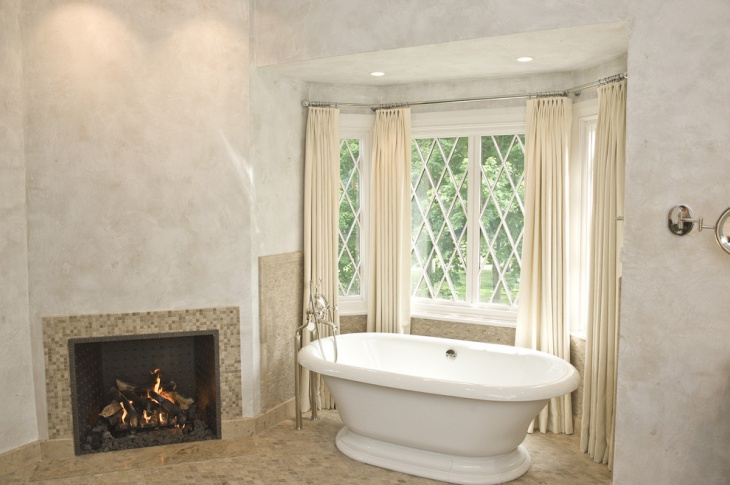Historic Master Bath Remodel Idea