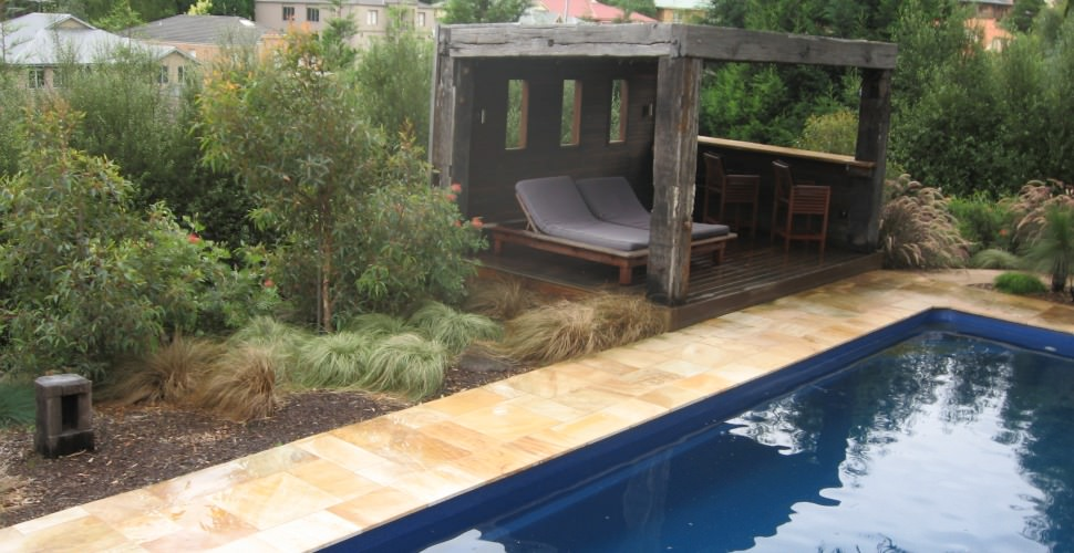 28 pool landscape designs decorating ideas design for Pool design eltham
