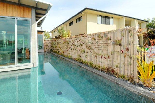 Sunshine Pool Landscape Design