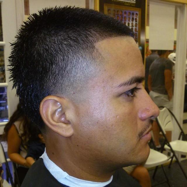 Booty Fade Haircut