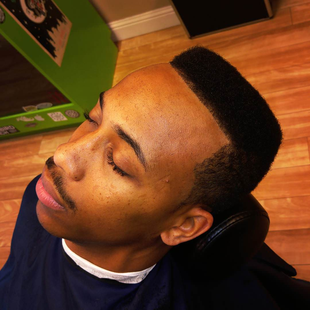 Box Fade Haircut