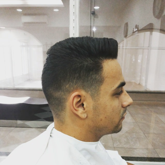 Fade Haircut for Men