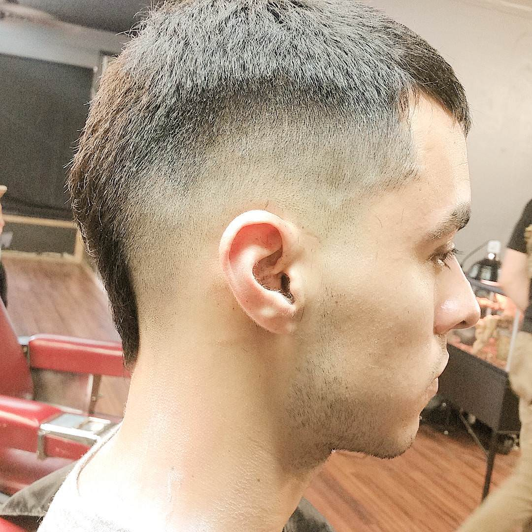 Fauxhawk Haircut Design