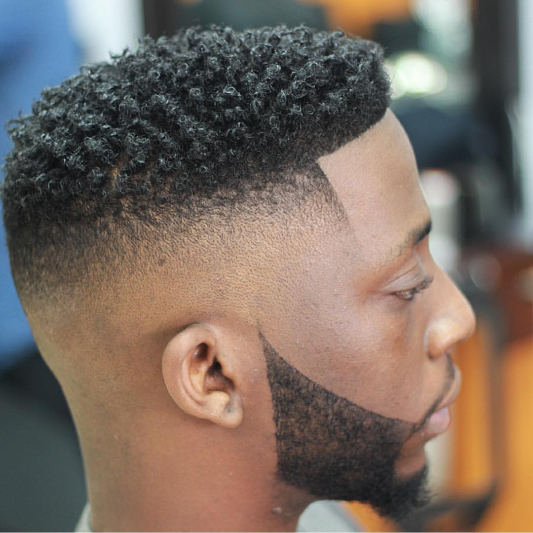 Hip Hop Fade Haircut Design
