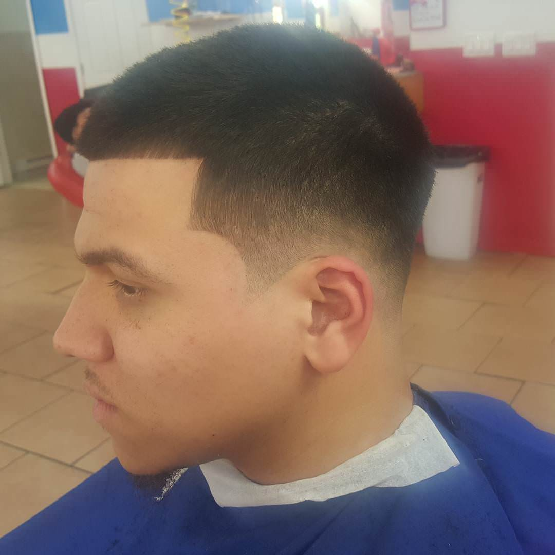 Light Fade Haircut