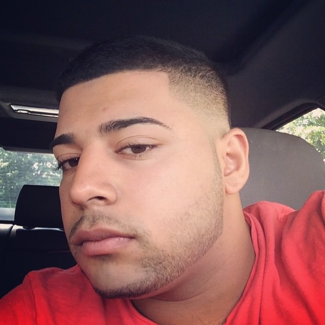 Low Cut Fade Haircut
