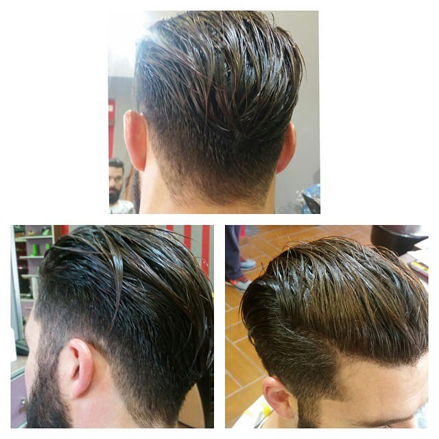 Low Fade Haircur Design