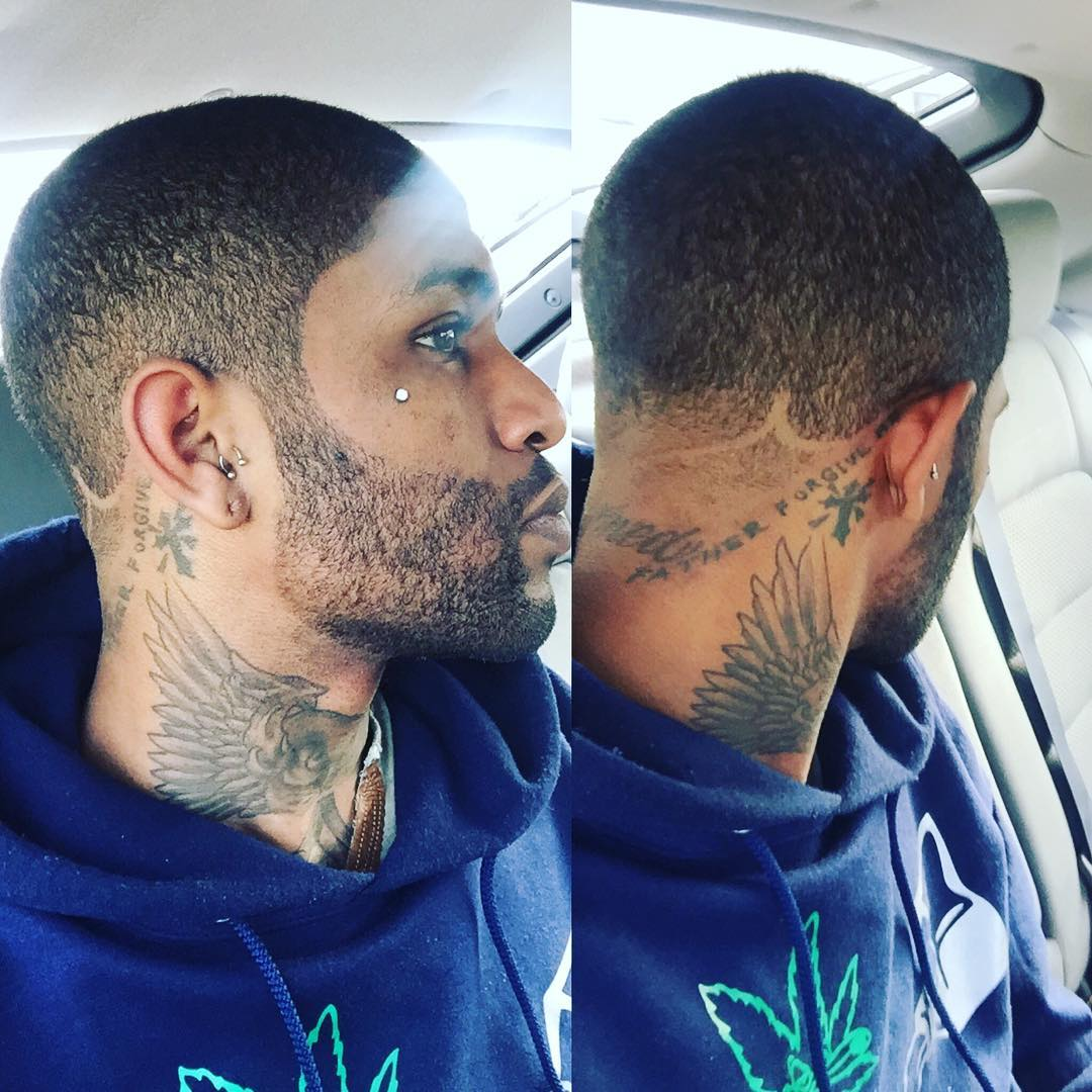Philly Fade Hairstyle