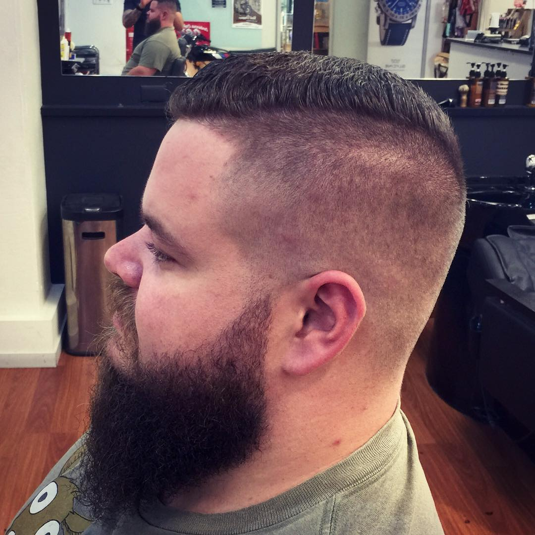 Skin Fade Haircut Design