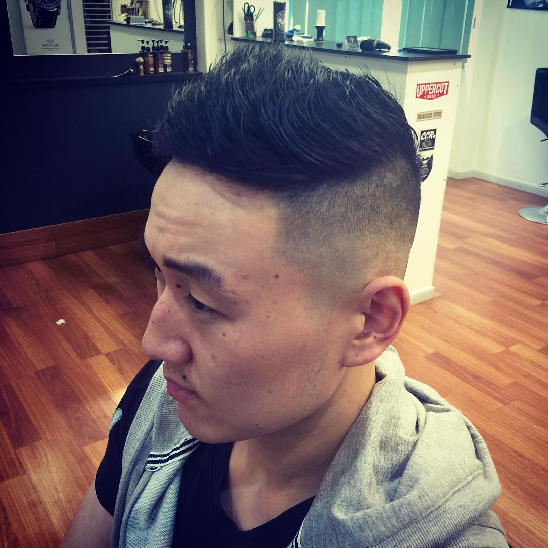 Skin Fade Hairs Style