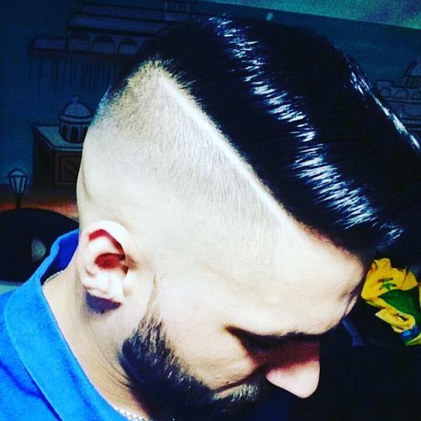 Skin Fade Hairsstyle
