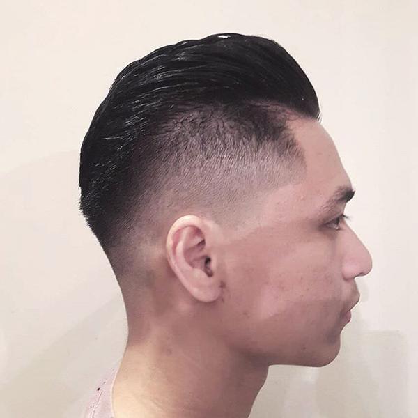 Zero Fade Hairstyle