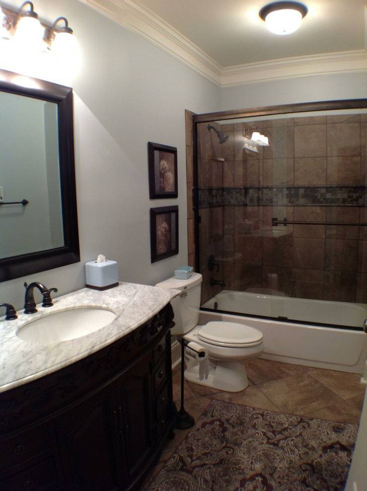 elegant basement bathroom design - Basement Bathroom Design