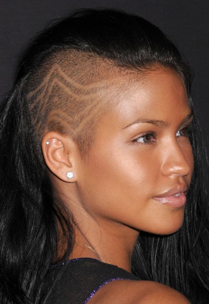 Cassioe Shaved Head