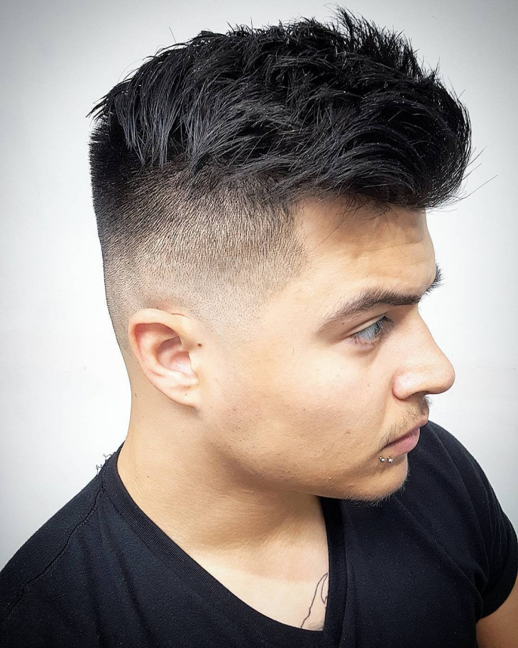 Skin Fade Haircut for Men