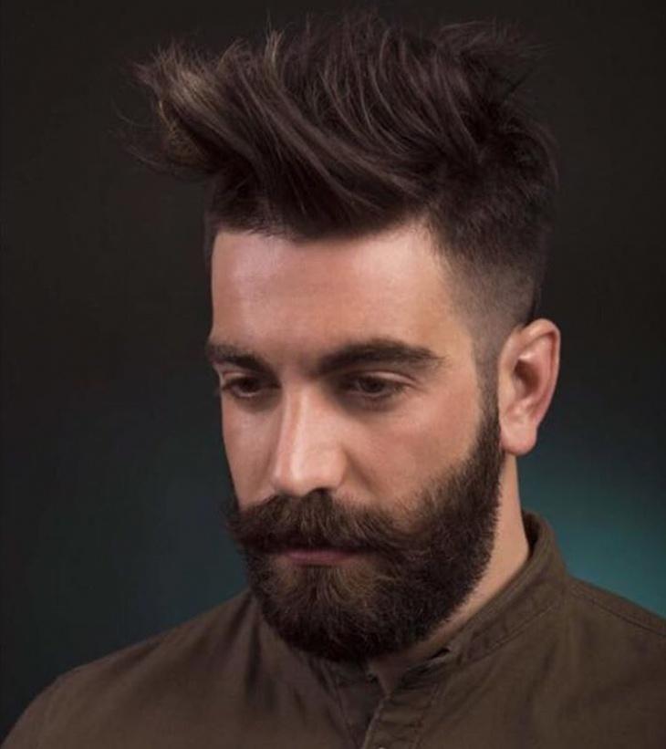 Enjoyable 15 Side Fade Haircut Ideas Designs Hairstyles Design Trends Short Hairstyles Gunalazisus