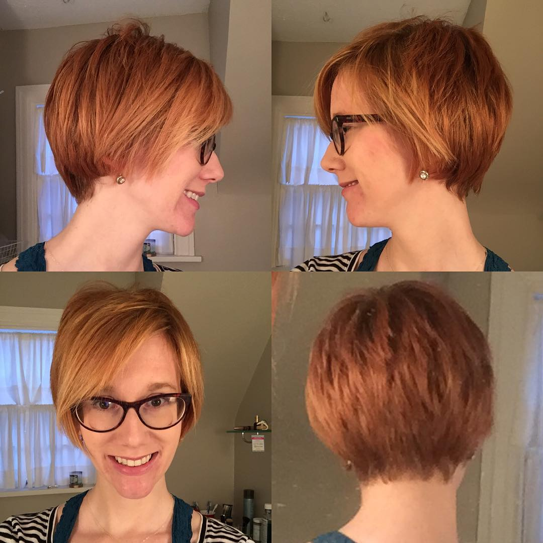 Awesome Pixie Haircut for Women