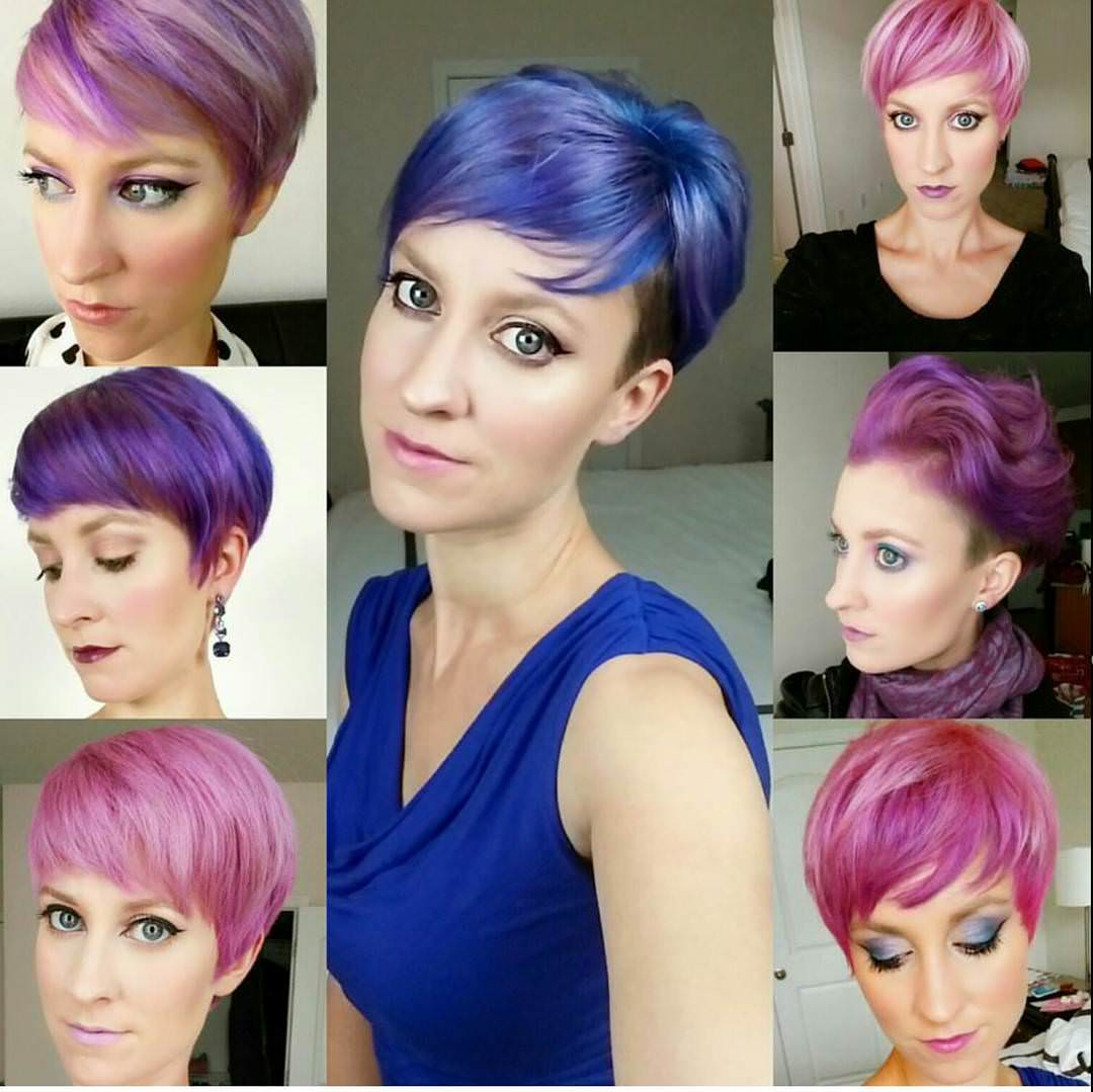 Collection of Pixie Haircut for Women