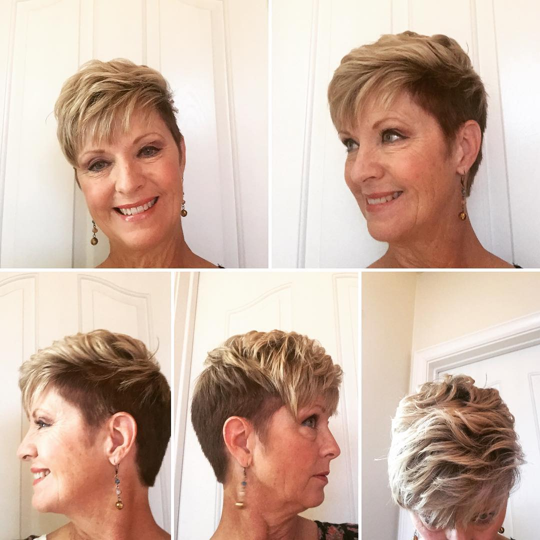 Modish Pixie Haircut for Women