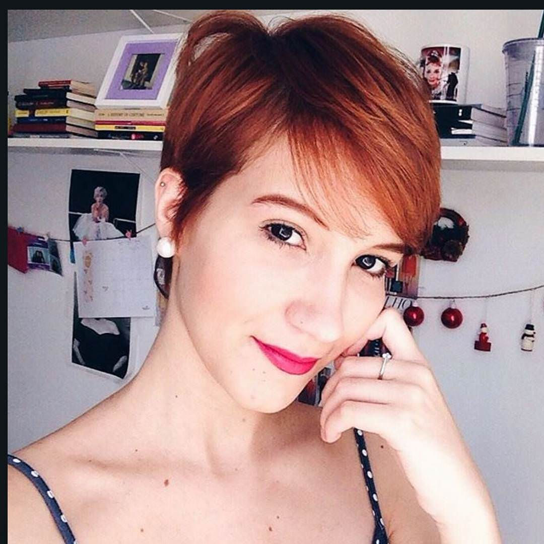 Nice Pixie Haircut for Women