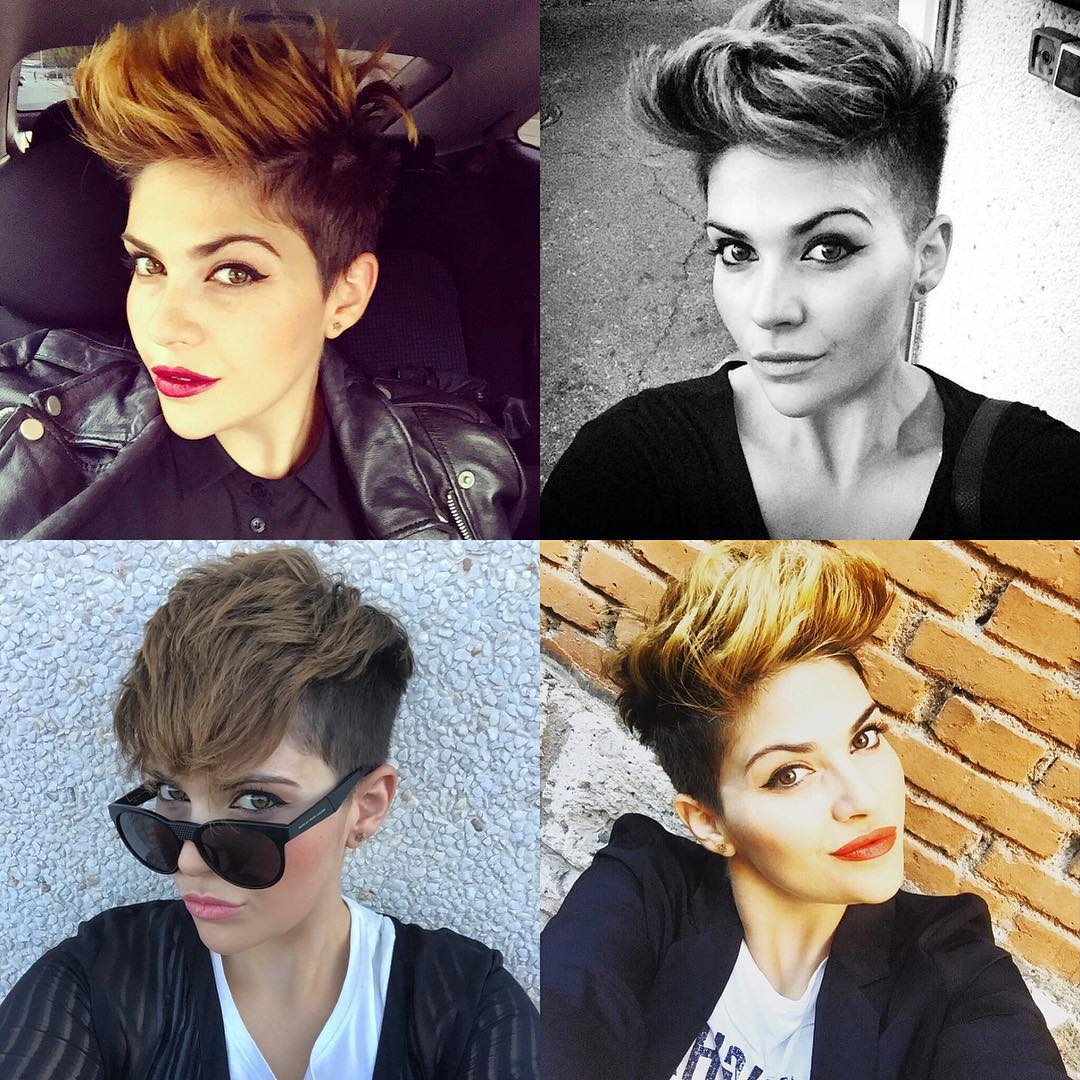 Stunning Pixie Haircut for Women