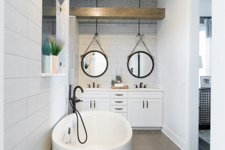 Delightful Small Beach Bathroom Ideas