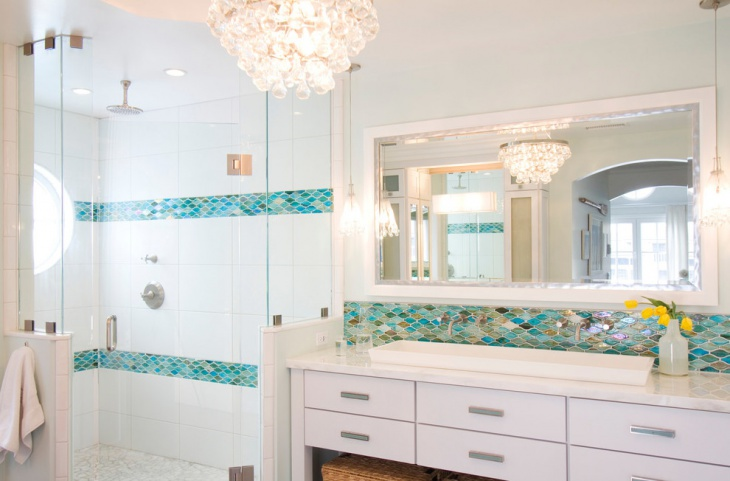 15 Beach Themed Bathroom Design Ideas: 20+ Beach Bathroom Designs, Decorating Ideas