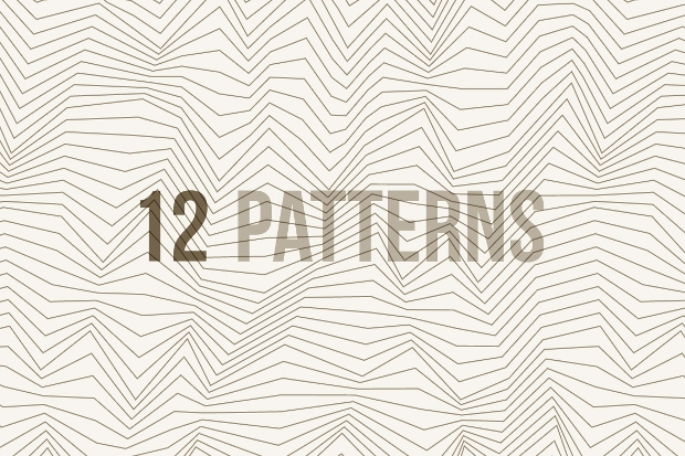 line and wave patterns