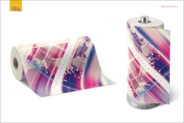 Multi Designed Towel Mockup