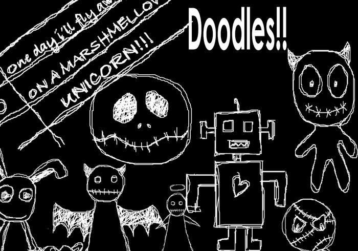 Random Doodle Brushes