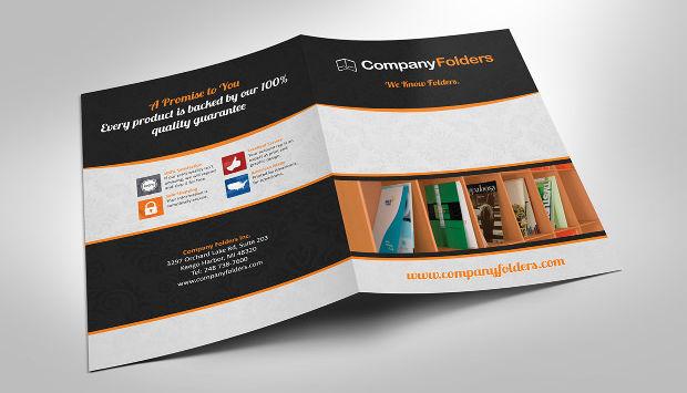 21+ presentation folder mockup, psd download | design trends, Presentation templates