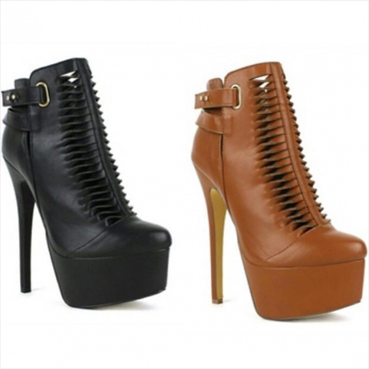 Trendy Shoe High Heels