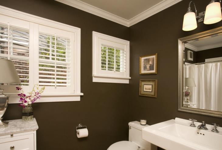 bathroom paint. and how to apply them we even show you which type