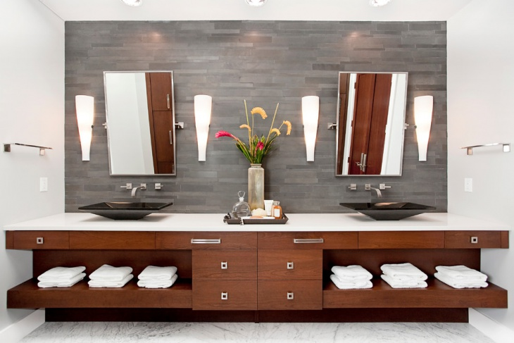 20 bathroom vanity designs decorating ideas design for Bathroom vanity designs