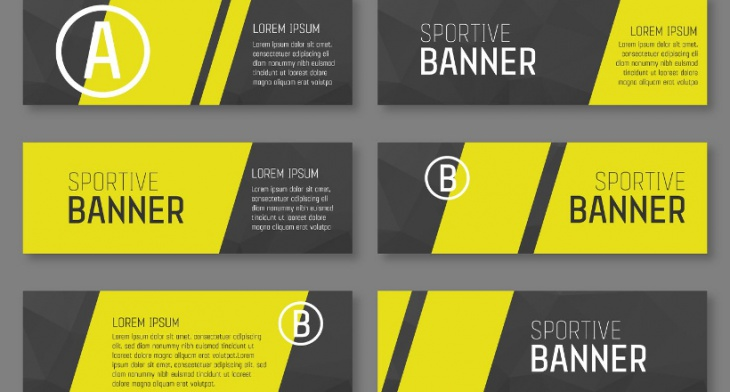 25+ Vector Business Banner Templates, AI, EPS, SVG Download | Design ...