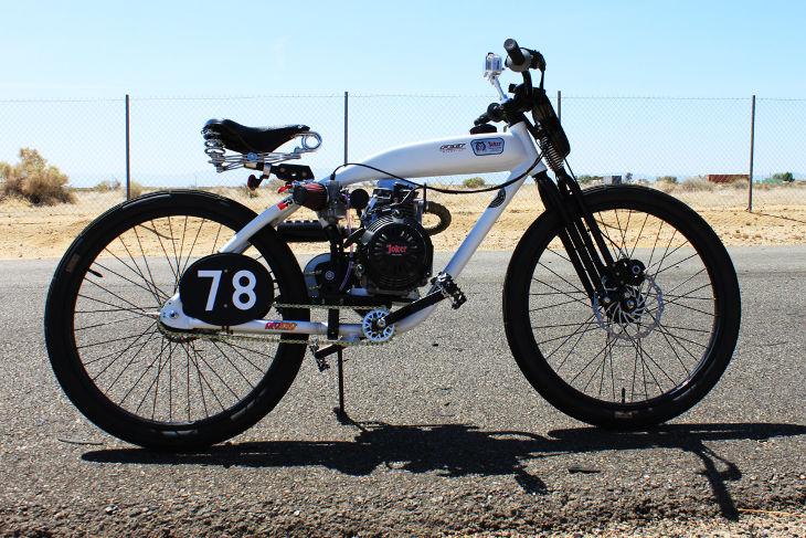 Motorized Bikes