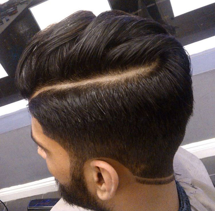 Wave Fade Haircut Ideas