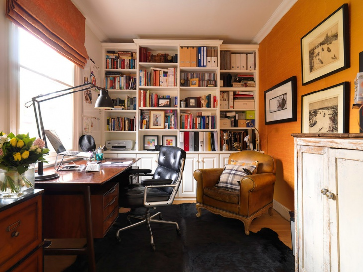 20 library home office designs decorating ideas design for Enjoyable home library design to complete your home interior